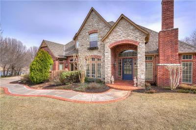 Edmond Single Family Home For Sale: 6208 Valley Ridge Drive