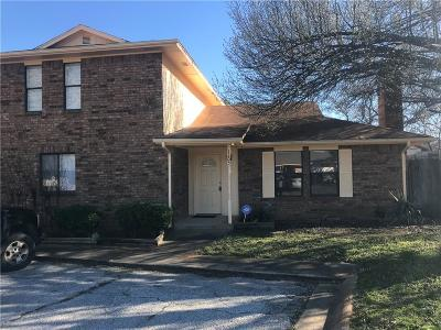 Ardmore Single Family Home For Sale: 1205 John Road