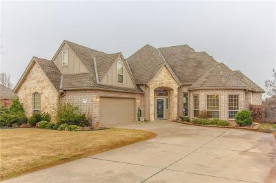 Norman Single Family Home For Sale: 2921 Highland Gln