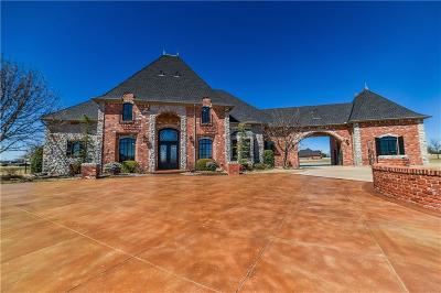 Oklahoma City Single Family Home For Sale: 10901 Olde Tuscany Road