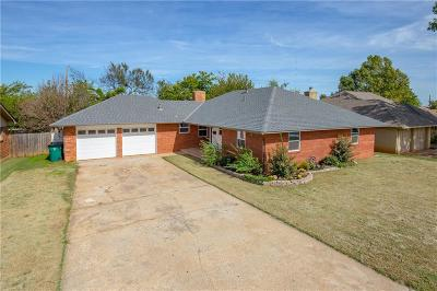 Oklahoma City Single Family Home For Sale: 321 Wildewood Terrace