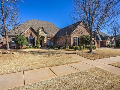 Lincoln County, Oklahoma County Single Family Home For Sale: 409 NW 146th Terrace