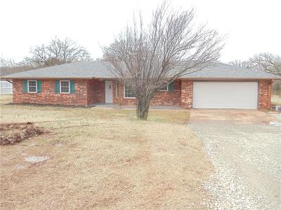 Shawnee Single Family Home For Sale: 17502 Drummond Road