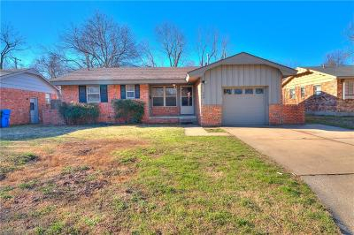 Norman Single Family Home For Sale: 506 Inwood Drive