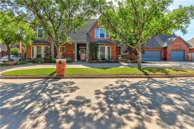 Oklahoma City Single Family Home For Sale: 11300 Woodbridge Road