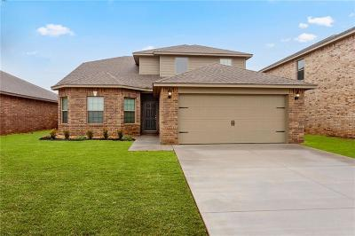 McClain County Single Family Home For Sale: 416 Tennessee Avenue