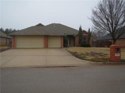 Purcell Single Family Home For Sale: 2903 Sage Court