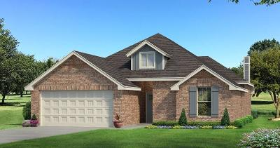 Yukon Single Family Home For Sale: 3717 Palisade Lane
