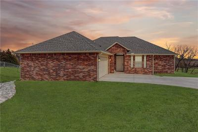 Guthrie Single Family Home For Sale: 11306 Coyote Run