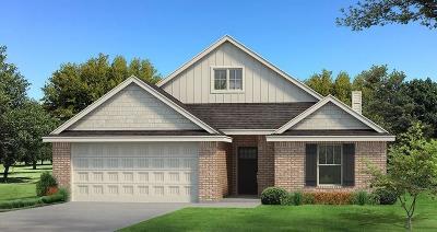 Yukon Single Family Home For Sale: 3704 Palisade Lane