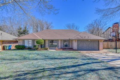 Edmond Single Family Home For Sale: 3500 Lytal Terrace