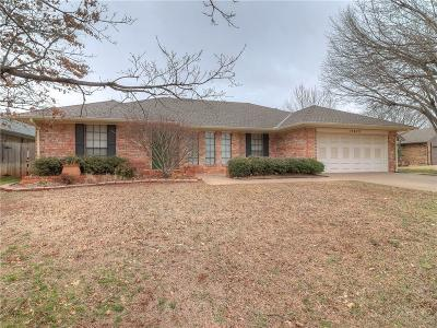Lincoln County, Oklahoma County Single Family Home For Sale: 12012 Robinwood Place