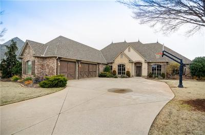 Edmond Single Family Home For Sale: 16724 Rainwater Trail