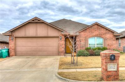Edmond Single Family Home For Sale: 3012 NW 182nd Terrace
