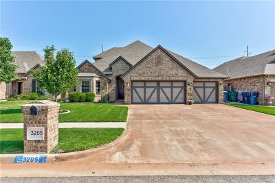 Edmond Single Family Home For Sale: 3205 NW 192nd Terrace