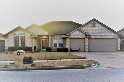 Single Family Home For Sale: 9013 Lakecrest Drive