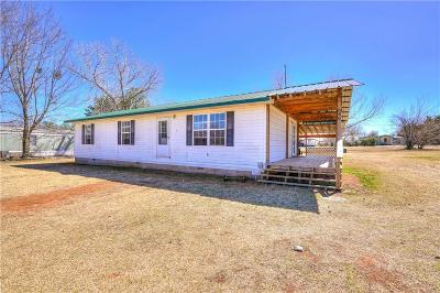 McClain County Single Family Home For Sale: 646 SW 12th Street