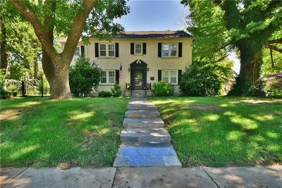 Oklahoma City Single Family Home For Sale: 3226 NW 18th Street
