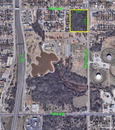 Oklahoma City Residential Lots & Land For Sale: 1600 N Bryant Avenue