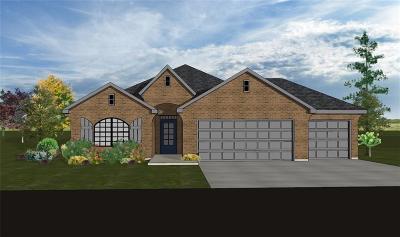 Single Family Home For Sale: 16712 Aragon Lane