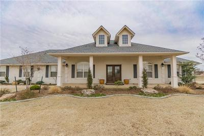 McClain County Single Family Home For Sale: 288 W Redbud Road