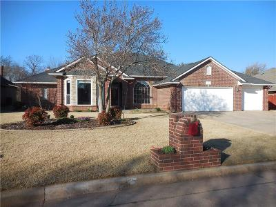 Oklahoma City Single Family Home For Sale: 5645 Greenview Drive