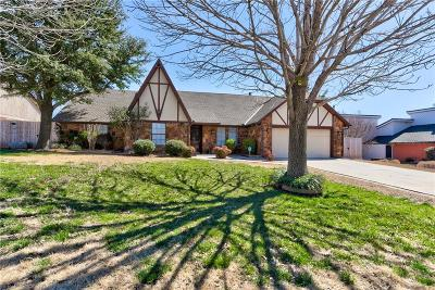 Norman Single Family Home For Sale: 1707 Wheaton Drive