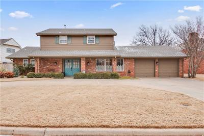 Oklahoma City Single Family Home For Sale: 6704 Reed Drive