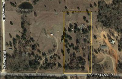 Luther Residential Lots & Land For Sale: 17521 E Coffee Creek Road