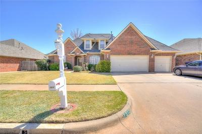 Oklahoma City Single Family Home For Sale: 7312 NW 114th Terrace