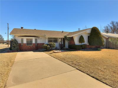 Bethany OK Single Family Home Sale Pending: $130,000