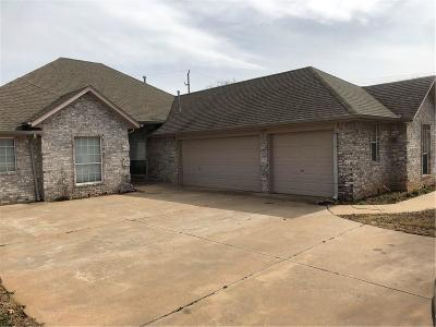 Edmond Single Family Home For Sale: 17900 Vermejo Drive
