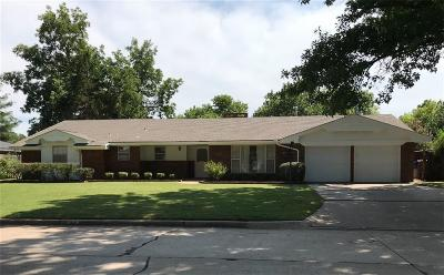 Norman Single Family Home For Sale: 1630 Holliday Drive
