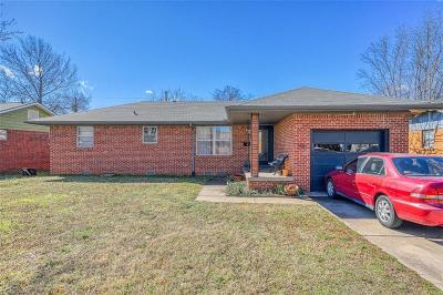 Norman Single Family Home For Sale: 718 W Hughbert Street