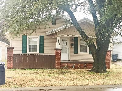 Shawnee Single Family Home For Sale: 509 W Ford Street