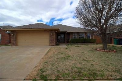 Oklahoma City Single Family Home For Sale: 4009 Thorn Burn Place