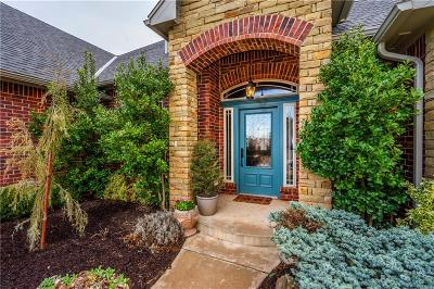 Edmond Single Family Home For Sale: 4616 Silver Charm Lane
