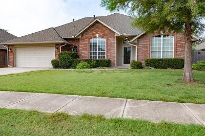 Norman Single Family Home For Sale: 3912 Worthington Drive