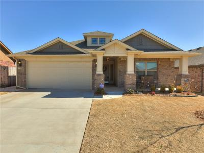 Edmond Single Family Home For Sale: 18904 Vivo Drive