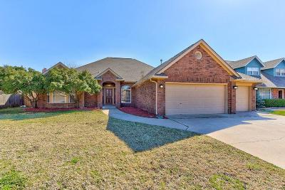 Edmond Single Family Home For Sale: 2708 NW 158th Street