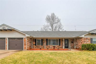 Oklahoma City Single Family Home For Sale: 2309 NW 115th Street