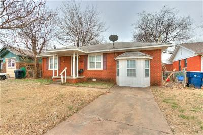 Oklahoma City Single Family Home For Sale: 2912 SW 39th Street