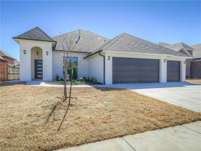 Edmond Single Family Home For Sale: 3112 NW 184th Terrace