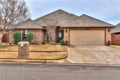 Edmond Single Family Home For Sale: 17032 Hardwood Place