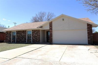Oklahoma City Single Family Home For Sale: 12617 Whispering Hollow Drive