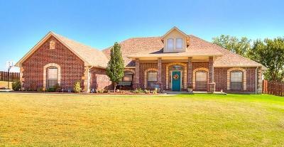 Edmond Single Family Home For Sale: 14546 Ashwood Court