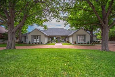 Norman, Moore, Oklahoma City, Edmond Single Family Home For Sale: 3635 Quail Creek Road