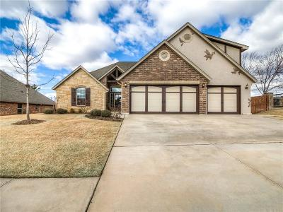 Edmond Single Family Home For Sale: 2917 Buckland Road