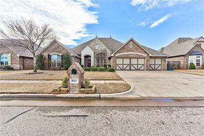 Oklahoma City Single Family Home For Sale: 8604 SW 57th Street