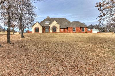 Oklahoma City Single Family Home For Sale: 13101 SE 110th